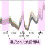 [Pythonコードあり] スペクトル解析における波長領域や時系列データ解析におけるプロセス変数とその時間遅れを選択する方法